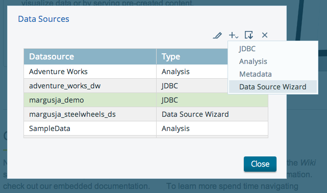 pentaho_datasource_wizard